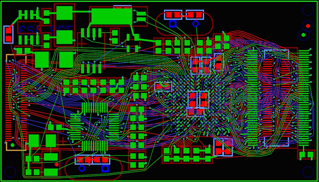 PCB design time reduction
